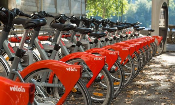 Are Bikes Set to Replace Cars?